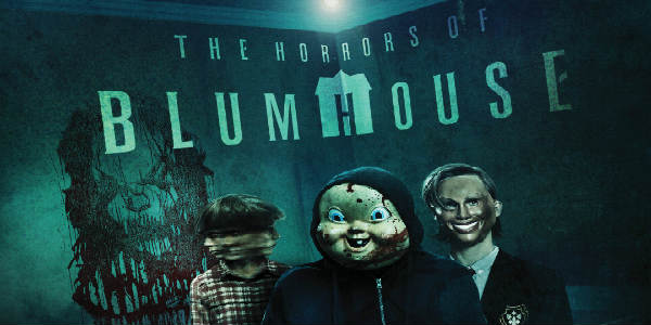 The Horrors of Blumhouse Announced for Halloween Horror Nights 2017 at Universal Orlando