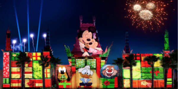 Jingle Bell, Jingle BAM! from Disney's Hollywood Studios