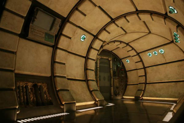 Walt Disney World Gives Update on Star Wars: Galaxy's Edge - Millenium Falcon