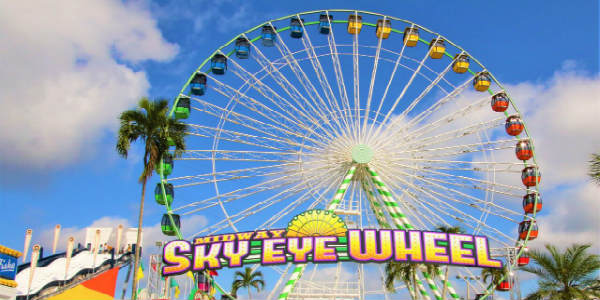 The Florida State Fair Comes to Tampa Feb 8-19 + Win Tickets