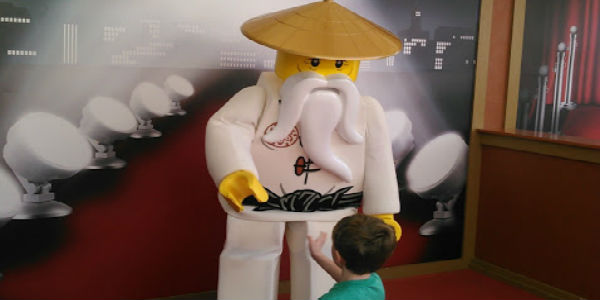 LEGOLAND Florida recently kicked off its first ever LEGO NINJAGO Days weekend, and CSO was invited out on the first day to check it out.