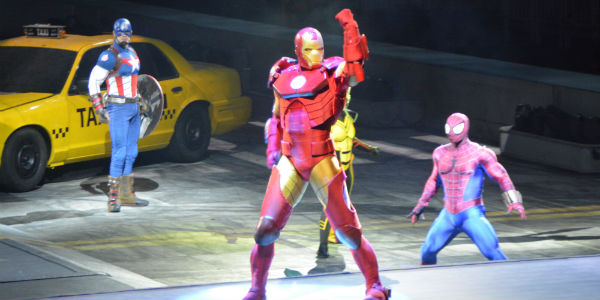 Out and About: Marvel Universe LIVE! Age of Heroes is Fun For the Whole Family