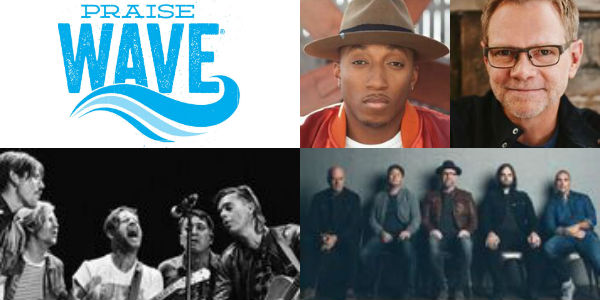 SeaWorld Orlando Announces Full Line-Up of Praise Wave 2018 Performers