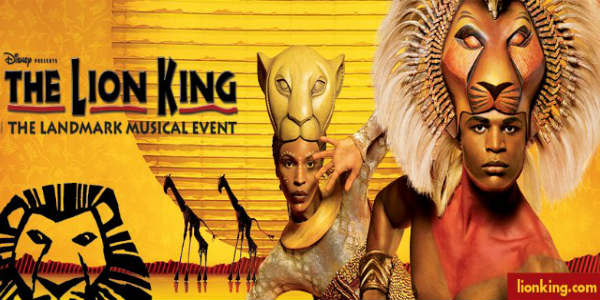 Disney's The Lion King Roars into Orlando at the Dr Phillips Center
