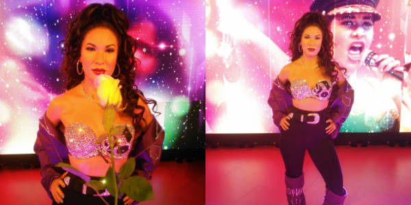 CSO visited Madame Tussauds Orlando to see its newest addition, Selena, the Queen of Tejano music.