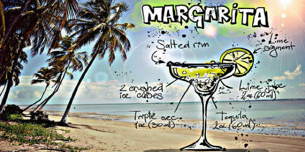 February 22 is National Margarita Day