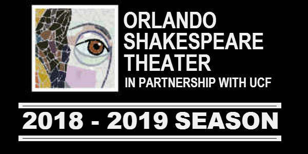 Orlando Shakespeare Theater (Orlando Shakes) in Partnership with UCF has announced the upcoming productions for their 2018-2019 season, which is also its 30th Anniversary Season.