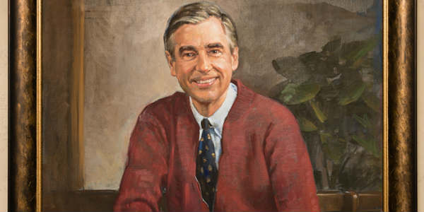 This month marks the 50th Anniversary of the debut of Mister Rogers' Neighborhood, and Rollins College in Winter Park is honoring its famous alumnus with a self-guided walking tour.