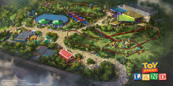 Walt Disney World Announces Toy Story Land to Open June 30, 2018