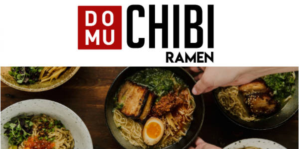 DOMU is opening a new version of the flagship concept called Chibi Ramen in Waterford Lakes by the end of 2018.
