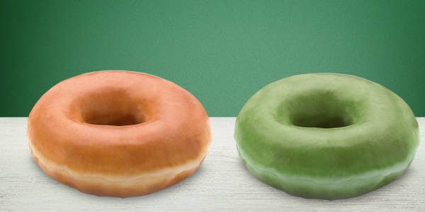 "Krispy Kreme is bringing back its ""O'riginal"" Glazed Doughnut on Friday and Saturday, March 16-17, at participating Krispy Kreme shops in Central Florida."