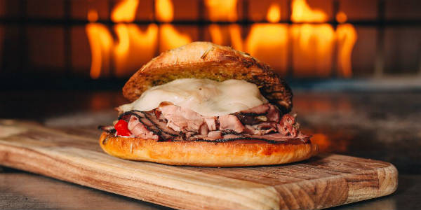 Spoleto Italian Kitchen, known for its create-your-own pastas, has officially launched a line of wood-fired artisan sandwiches