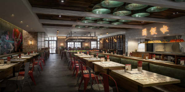 Hawkers Asian Street Fare will be opening its second Central Florida location at The Grove in Windermere on Wednesday, April 18.