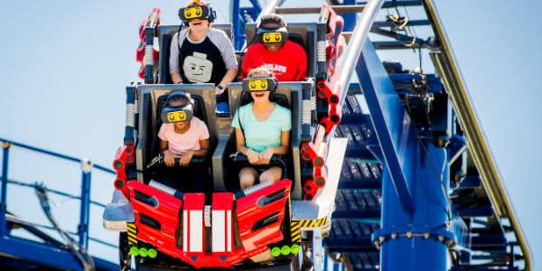 The Great LEGO Race at LEGOLANDFlorida