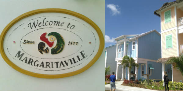 Last July, Margaritaville Resort Orlando broke ground and we recently were invited out to see the construction progress, plus tour four different cottage styles.