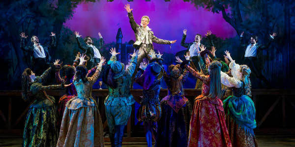 Get ready to experience Something Rotten! at the Dr. Phillips Center for the Performing Arts...the hit Broadway musical, that is...when it plays Orlando April 24-29, 2018.
