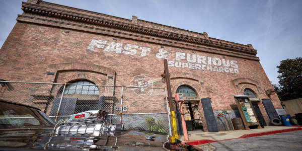 Universal Orlando's newest attraction Fast & Furious – Supercharged will be opening soon in Universal Studios Florida, and they've released the first batch of photos from inside the building.