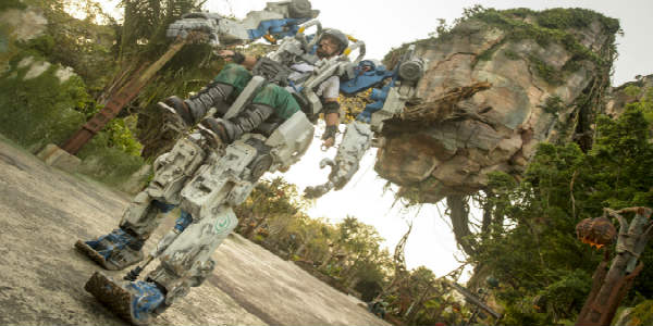 Starting April 22, guests will be able to witness a Pandora Conservation Initiative (PCI) pilot using a Pandora Utility Suit to study the wildlife, collect plant samples, and survive Pandora's terrain at Disney's Animal Kingdom.