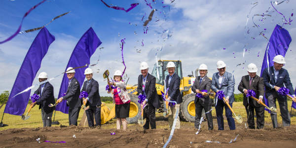 The International Association of Amusement Parks and Attractions (IAAPA), the largest trade association for the worldwide attractions industry, officially broke ground on its brand new 22,000-square-foot global headquarters, to be located in Orlando.