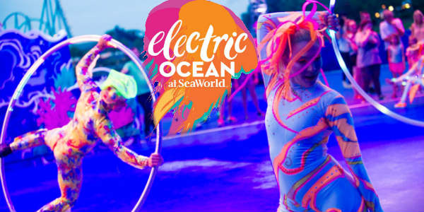 Electric Ocean Returns to SeaWorld Orlando Memorial Day Weekend