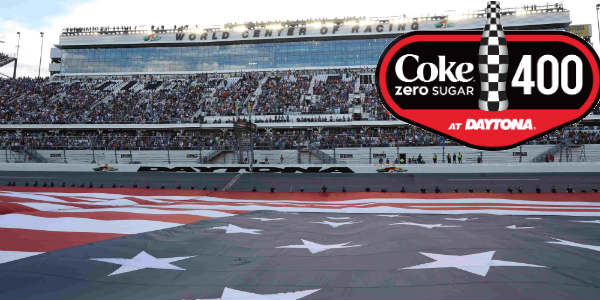 The Coke Zero Sugar 400 Weekend returns to Daytona International Speedway
