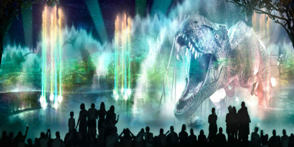 This summer, Universal Orlando updates its nighttime lagoon show inside Universal Studios Florida with the debut of Universal Orlando's Cinematic Celebration.