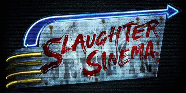 "Universal Orlando unveiled 80's-themed ""Slaughter Sinema"" as the newest original house for this year's Halloween Horror Nights 28."