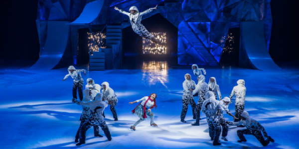 Cirque du Soleil returns to Orlando with CRYSTAL, a new arena creation, for seven shows at the Amway Center August 1-5, 2018.