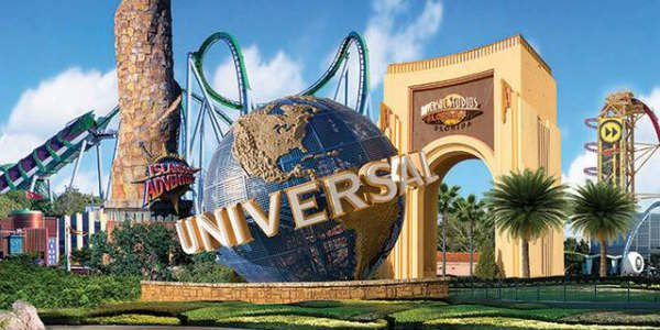 Universal Orlando parks
