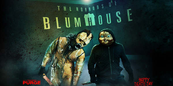 Last year's popular The Horrors of Blumhouse maze will make an encore performance at this year's Halloween Horror Nights 28 at Universal Orlando.