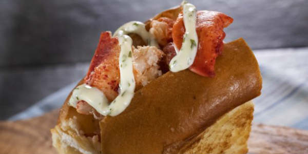 2018 Epcot International Food & Wine Festival - New England Lobster Roll