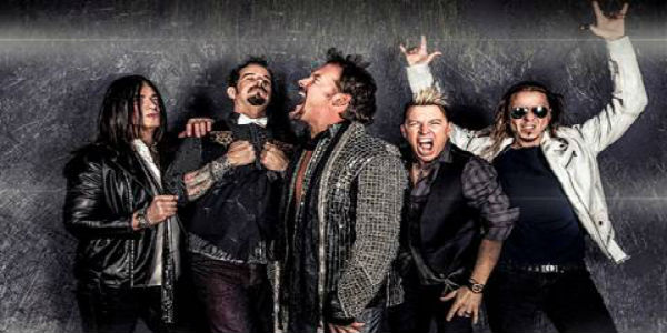 "Hard rock band FOZZY, led by Chris Jericho, will bring its ""Judas Rising Tour"" to the House of Blues Orlando on Thursday, September 27."