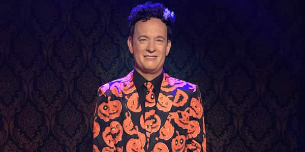 The perfect #HalloweenSelfie returns to Madame Tussauds Orlando in the form of David S. Pumpkins.