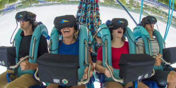 SeaWorld Orlando has officially phased out the Kraken's VR headsets, returning the roller coaster to its original design.