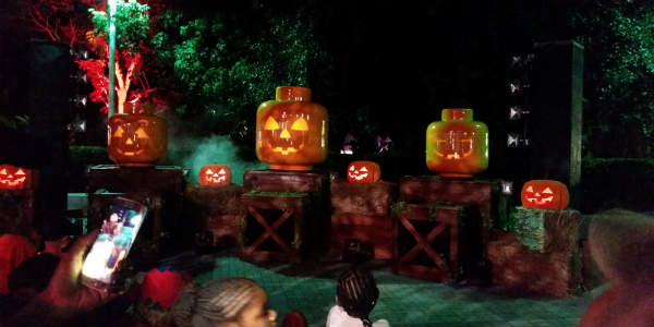 CitySurfing Orlando's family writer attended LEGOLAND Florida's Brick or Treat to let give you the lowdown on the family friendly Halloween event.