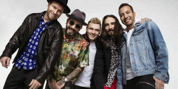 The Backstreet Boys have announced their first and biggest arena tour in 18 years, and it includes a stop at Orlando's Amway Center on August 24, 2019.