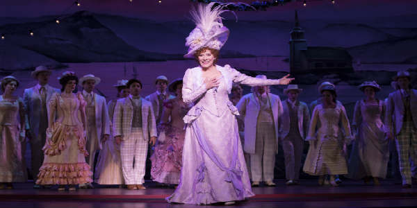 "The legendary broadway musical ""Hello, Dolly!"" featuring Tony Award-winning icon Betty Buckley comes to Orlando's Dr. Phillips Center for the Performing Arts November 27 through December 2, 2018."