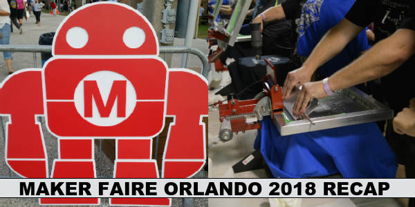 Check out our recap of Maker Faire Orlando 2018 by CSO family writer Carol Garreans, featuring highlights and photos from the weekend.