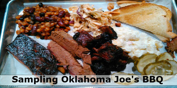 Award-winning BBQ brand Oklahoma Joe's BBQ has opened its first Florida location at One Daytona in Daytona Beach, and we were invited to a media preview to sample of the menu.
