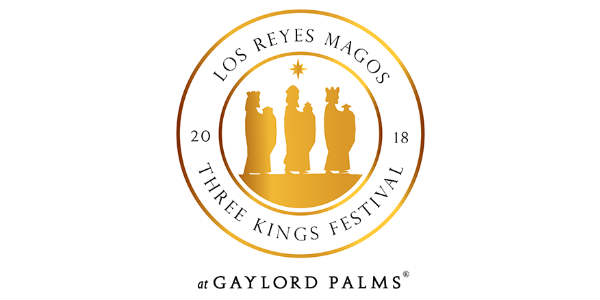 Gaylord Palms Resort will offer the Three Kings Festival as part of the closing days of its popular Christmas at Gaylord Palms event