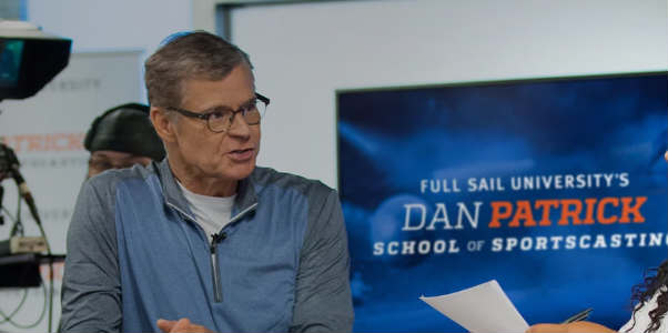 Full Sail University's Dan Patrick School of Sportscasting