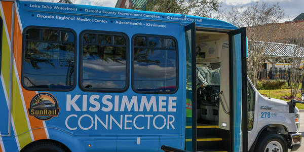 A joint effort between the City of Kissimmee Government, SunRail and Central Florida Regional Transportation Authority(LYNX), the Kissimmee Connector bus route begins operation this week.