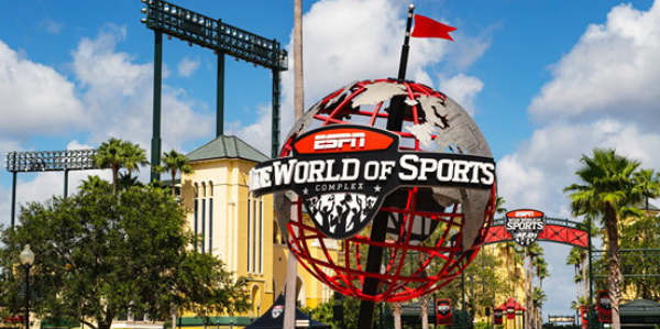 ESPN Wide World of Sports Complex at Walt Disney World.