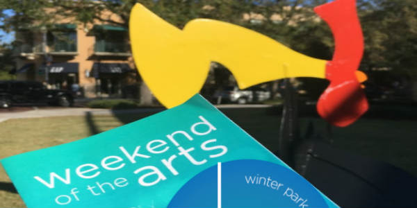 Discover arts and culture in Winter Park at the city's Weekend of the Arts in Feb.