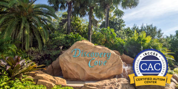 Orlando's Discovery Cove Named a Certified Autism Center