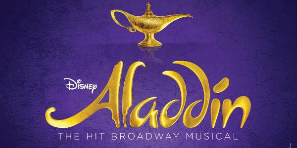 Dr. Phillips Center 2019-2020 FAIRWINDS Broadway in Orlando Season - Disney's Aladdin