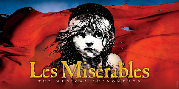 Dr. Phillips Center 2019-2020 FAIRWINDS Broadway in Orlando Season - Les Miserables