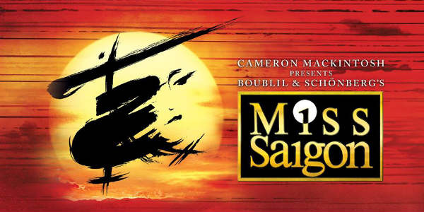Dr. Phillips Center 2019-2020 FAIRWINDS Broadway in Orlando Season - Miss Saigon