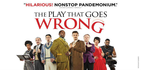 Dr. Phillips Center 2019-2020 FAIRWINDS Broadway in Orlando Season - The Play That Goes Wrong