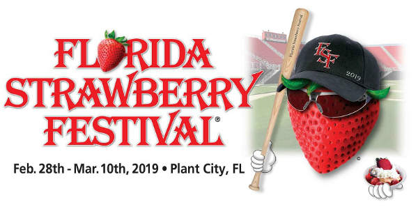 2019 Florida Strawberry Festival in Plant City.